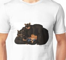 Goldilocks and the Three Bears Unisex T-Shirt