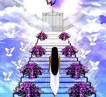 Stairway to Heaven by CheyenneLeslie Hurst