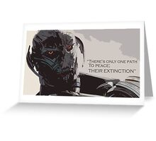 Avengers Age of Ultron T-Shirt Greeting Card
