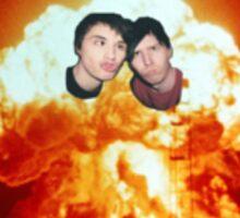 Phan Explosion Sticker