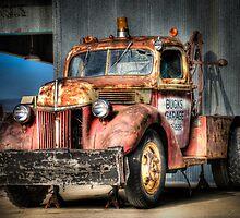 Buck's Garage II by raberry