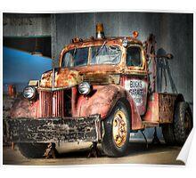 Buck's Garage II Poster