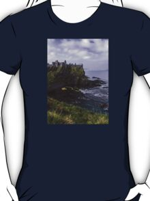 Dunluce Coastal View T-Shirt