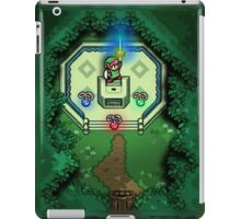 Zelda Link to the Past Master Sword iPad Case/Skin