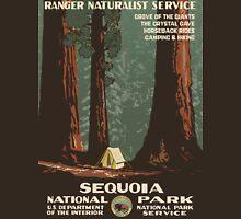 Vintage Sequoia Poster  Unisex T-Shirt