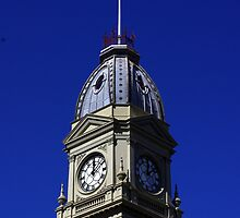 North Melbourne Post Office by John Mitchell