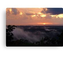 """Morning Soft"" Canvas Print"