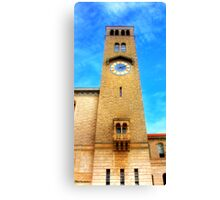 UWA Clock Tower Canvas Print