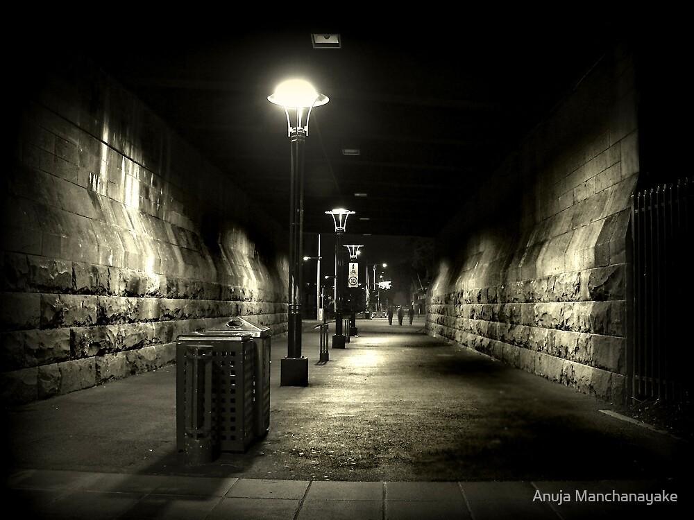 Underneath by Anuja Manchanayake