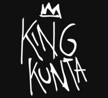 King Kunta Tee White | Kendrick Lamar by unisize