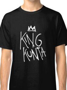 King Kunta Tee White | Kendrick Lamar Classic T-Shirt