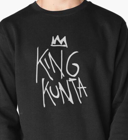 King Kunta Tee White | Kendrick Lamar Pullover