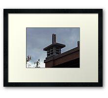 Darwin Martin House, Buffalo, NY Framed Print