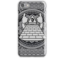 Pyramid of Doom iPhone Case/Skin