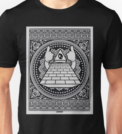 Pyramid of Doom Unisex T-Shirt