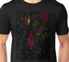 Moonside Map Unisex T-Shirt