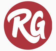 RG Original logo Red by Robert Golding