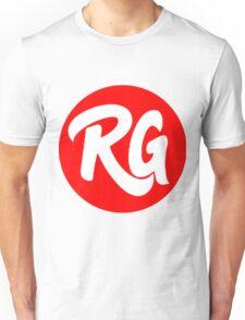 RG Original logo Red Unisex T-Shirt