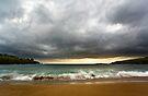 Shore Break. by Andrew Bosman