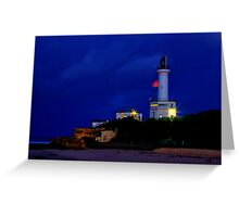 """""""Beacon of Hope"""" Greeting Card"""