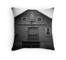 Potter-Rathbun Organ Company Throw Pillow
