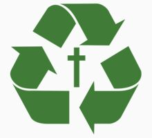God Recycles people Kids Clothes