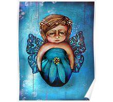 Gossamer Fairy Poster
