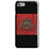 Anzac Badge of Honour iPhone Case/Skin
