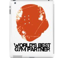 Krillin - World's Best Gym Partner iPad Case/Skin