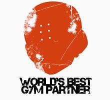 Krillin - World's Best Gym Partner Unisex T-Shirt