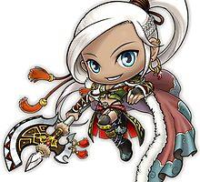 MapleStory Hero - Aran by Sorage55