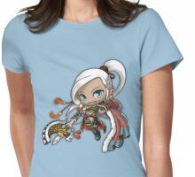 MapleStory Hero - Aran Womens Fitted T-Shirt