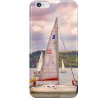 regatta 1 iPhone Case/Skin