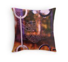 Web Bed  2. Throw Pillow