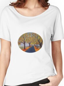 Journey home  Women's Relaxed Fit T-Shirt