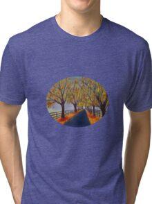 Journey home  Tri-blend T-Shirt