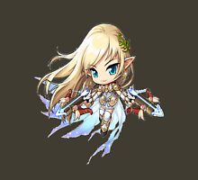 MapleStory Hero - Mercedes Womens Fitted T-Shirt