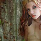 angelica in the vines by Tara Paulovits