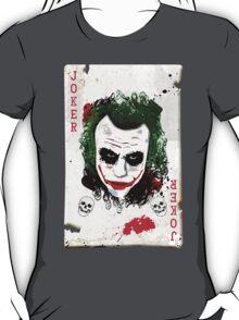 The Joker Card T-Shirt