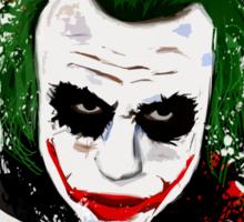 The Joker Card Sticker