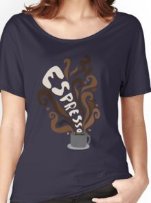 Espresso Women's Relaxed Fit T-Shirt