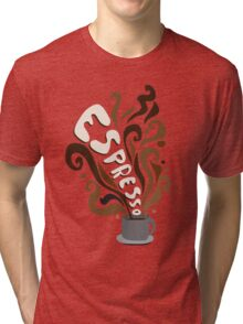 Espresso Tri-blend T-Shirt