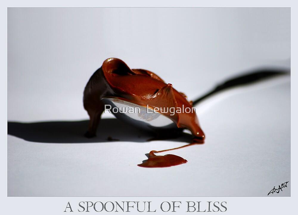 A Spoonful of Bliss by Rowan  Lewgalon