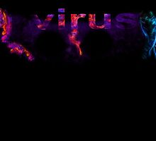 virus by neonflash