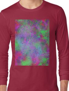 Psychedelia Long Sleeve T-Shirt