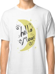 Hello Moon Classic T-Shirt