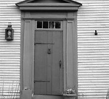 Old Door by Judith Hayes