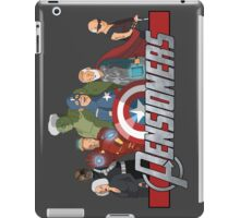 The Pensioners Assemble! iPad Case/Skin