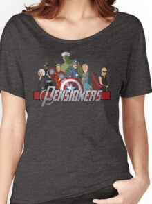 The Pensioners Assemble! Women's Relaxed Fit T-Shirt