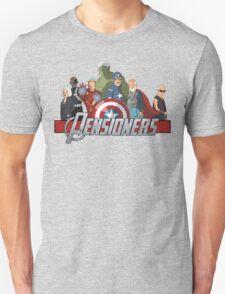 The Pensioners Assemble! Unisex T-Shirt